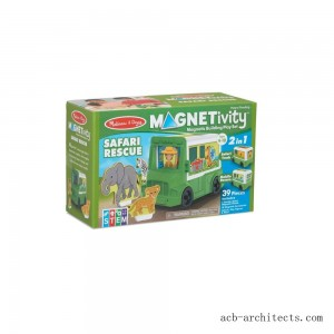 Melissa & Doug Magnetivity - Safari Rescue - Sale