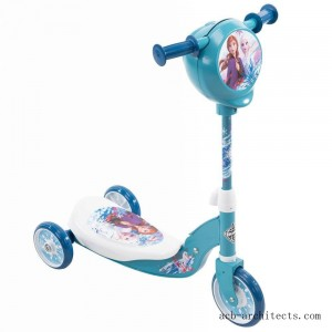 Disney Frozen 2 Secret Storage Scooter - Blue, Girl's - Sale