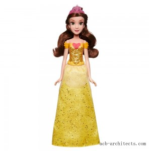 Disney Princess Royal Shimmer - Belle Doll - Sale