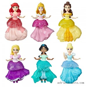 Disney Princess Rainbow Collection - 6pk - Sale