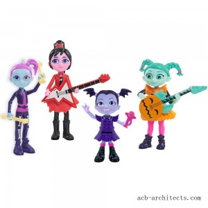 Disney Junior Vampirina and The Screams Figure Set - Sale