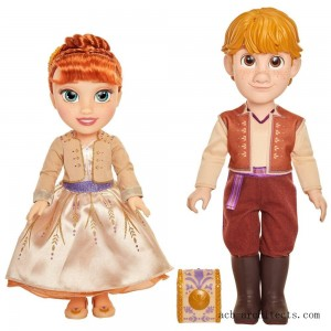 Disney Frozen 2 Anna and Kristoff Proposal Gift Set 2pk - Sale