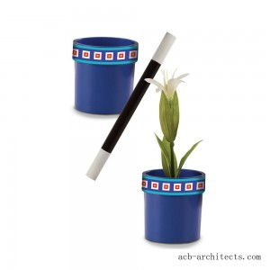 Melissa & Doug Magic in a Snap Magic Flower Pot and Wand - Sale
