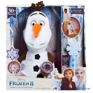 Disney Frozen 2 Follow Me Friend Olaf - Sale