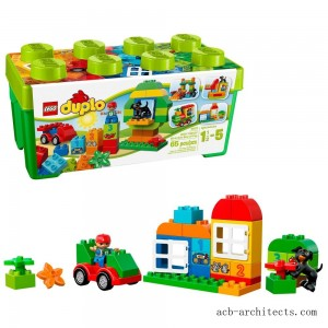 LEGO DUPLO My First All-in-One-Box-of-Fun 10572 - Sale