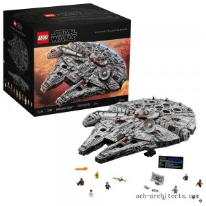 LEGO Star Wars Millennium Falcon 75192 - Sale