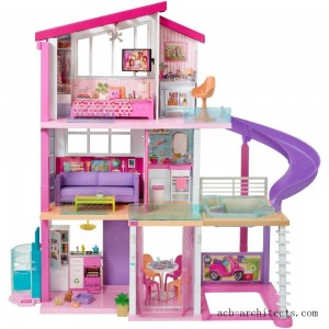 Barbie Dreamhouse Playset - Sale