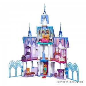 Disney Frozen 2 Ultimate Arendelle Castle Playset - Sale