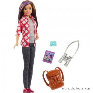 Barbie Travel Skipper Doll - Sale