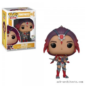 Funko POP! Games: Fortnite - Valor - Sale