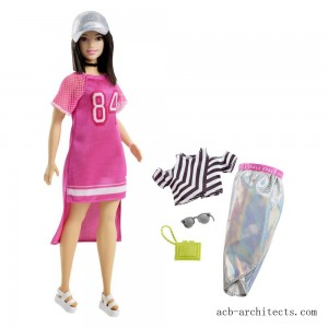 Barbie Fashionista Hot Mesh Doll - Sale