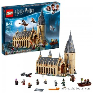 LEGO Harry Potter Hogwarts Great Hall 75954 - Sale