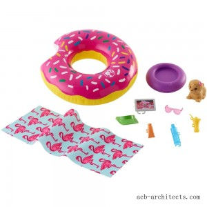 Barbie Donut Floaty Accessory - Sale