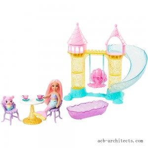 Barbie Chelsea Mermaid Playground Playset - Sale