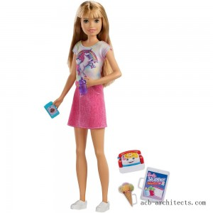 Barbie Skipper Babysitters Inc. Doll Playset - Sale