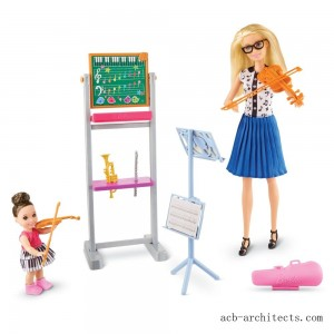 Barbie Music Teacher Doll & Playset - Sale