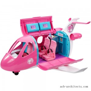 Barbie Dream Plane, toy vehicles - Sale