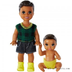 Barbie Skipper Babysitters Inc 2pk - Sale