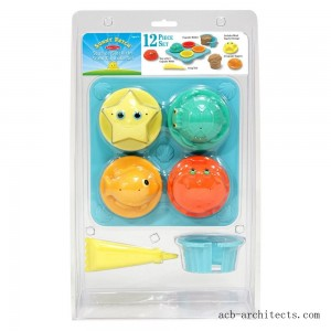 Melissa & Doug Sunny Patch Seaside Sidekicks Sand Cupcake Play Set - Sale