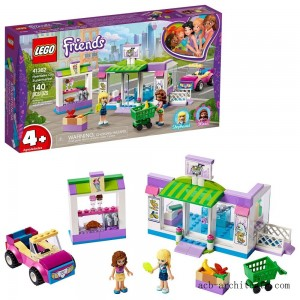 LEGO Friends Heartlake City Supermarket 41362 Building Set, Mini Dolls, Supermarket Playset 140pc - Sale