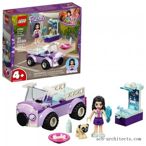 LEGO Friends Emma's Mobile Vet Clinic 41360 - Sale