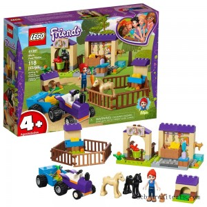 LEGO Friends Mia's Foal Stable 41361 - Sale