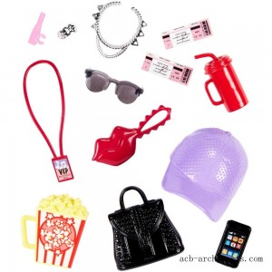 Barbie Fashion Movie Premiere Accessory Pack - Sale