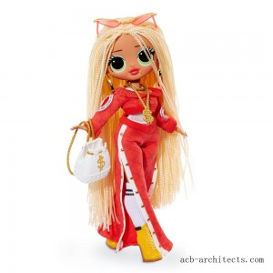 L.O.L. Surprise! O.M.G. Swag Fashion Doll with 20 Surprises - Sale
