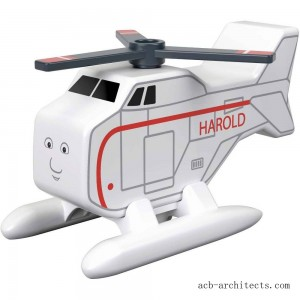 Fisher-Price Thomas & Friends Wood Harold the Helicopter - Sale