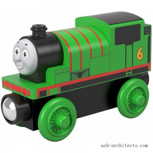 Fisher-Price Thomas & Friends Wood Percy Engine - Sale