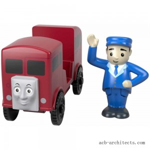 Fisher-Price Thomas & Friends Wood Bertie Engine - Sale