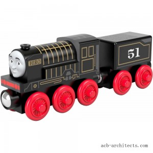 Fisher-Price Thomas & Friends Wood Hiro Engine - Sale