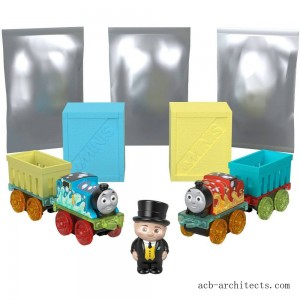 Fisher-Price Thomas & Friends MINIS Fizz 'n Go Mega Pack - Sale