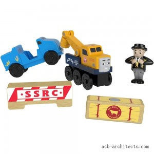 Fisher-Price Thomas & Friends Wood Butch's Road Rescue - Sale