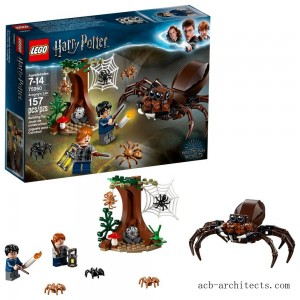 LEGO Harry Potter Aragog's Lair 75950 - Sale