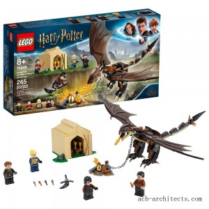 LEGO Harry Potter Hungarian Horntail Triwizard Challenge 75946 Toy Dragon Building Kit 265pc - Sale