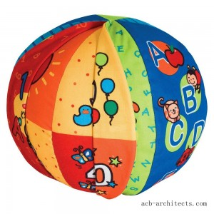 Melissa & Doug K's Kids 2-in-1 Talking Ball Educational Toy - ABCs and Counting 1-10 - Sale