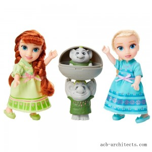 Disney Frozen 2 Petite Surprise Trolls Gift Set - Sale