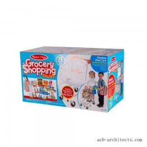 Melissa & Doug Loaded Shopping Cart - Sale