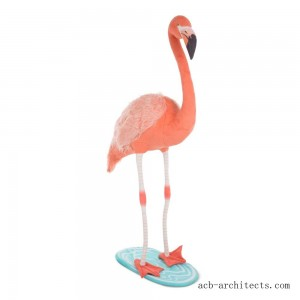 Melissa & Doug Plush - Flamingo - Sale
