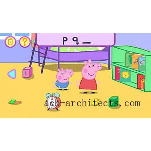 Peppa Pig: Read and Play with Peppa Ages 3-5 yrs. - Sale