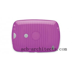 LeapPad3 Gel Skin (Purple) Ages 3-9 yrs. - Sale