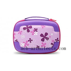 "LeapPad™ 7"" Carrying Case (Purple) Ages 3-9 yrs. - Sale"