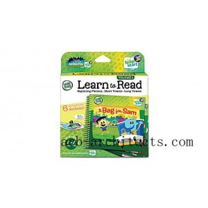 LeapStart® 3D Learn to Read Volume 1 Ages 4-7 yrs. - Sale