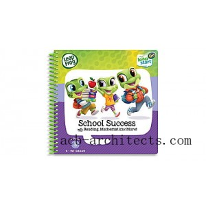 LeapStart® Go Deluxe Activity Set - School Success Ages 4-8 yrs. - Sale