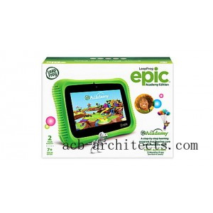 LeapFrog Epic™ Academy Edition Ages 3-9 yrs. - Sale