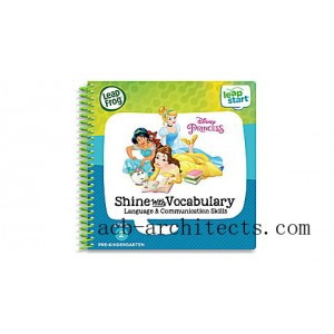 LeapStart® 2 Book Combo Pack: Shine With Vocabulary and Celebrate the Seasons Ages 3-6 yrs. - Sale