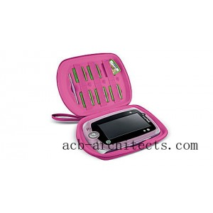 LeapPad1/LeapPad2™ Carrying Case (Flowers) Ages 3-9 yrs. - Sale