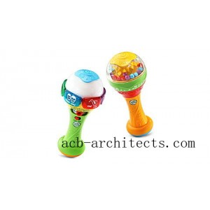 Learn & Groove® Shakin' Colors Maracas™ Ages 6-36 months - Sale