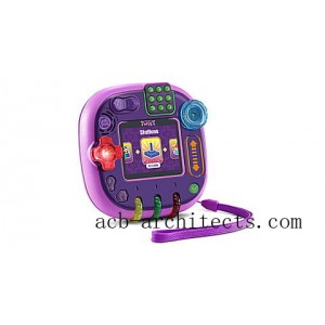 RockIt Twist™ Handheld Gaming System (Purple) Ages 4-8 yrs. - Sale